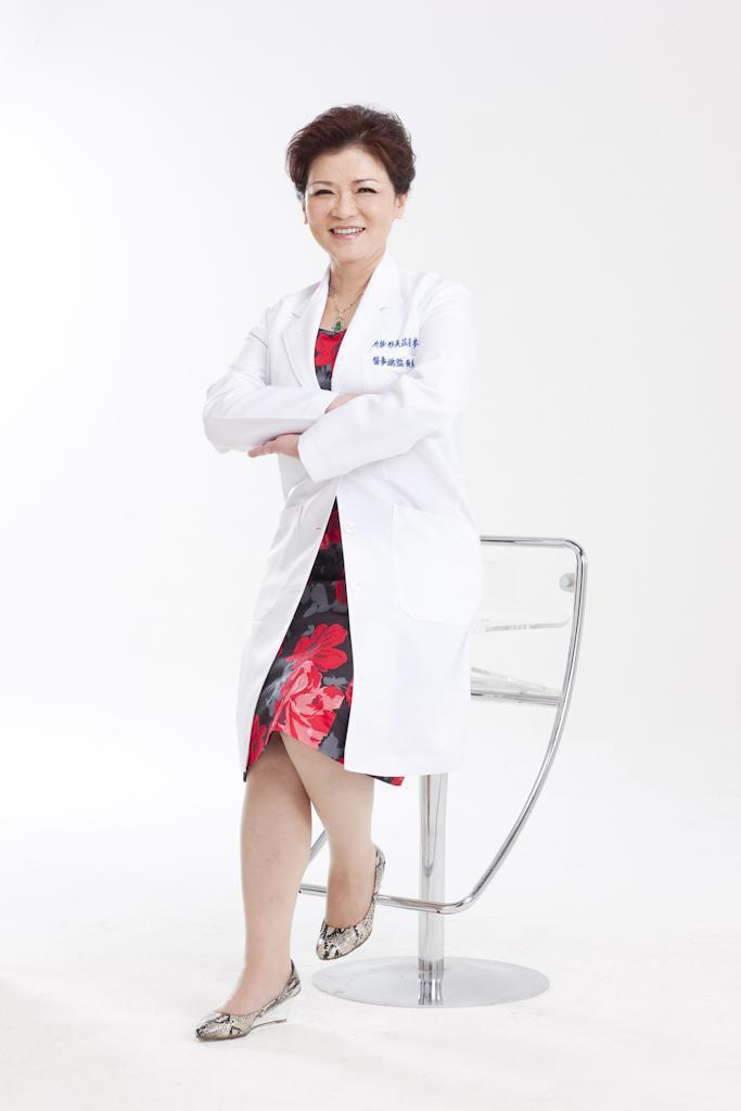 麥茵茲醫學美容事業集團醫事總監 黃美月醫學博士